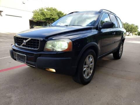 2004 Volvo XC90 for sale at ZNM Motors in Irving TX