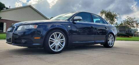 2007 Audi S4 for sale at Lease Car Sales 3 in Warrensville Heights OH