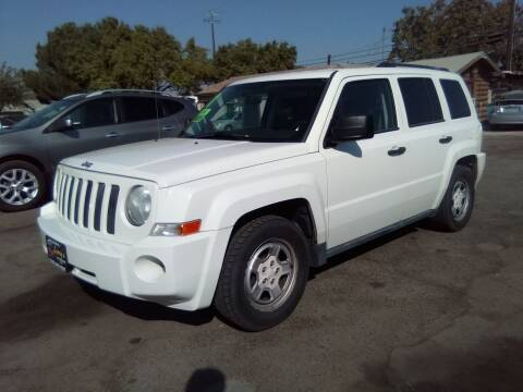2007 Jeep Patriot for sale at Larry's Auto Sales Inc. in Fresno CA