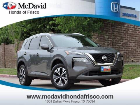 2021 Nissan Rogue for sale at DAVID McDAVID HONDA OF IRVING in Irving TX