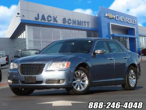2011 Chrysler 300 for sale at Jack Schmitt Chevrolet Wood River in Wood River IL