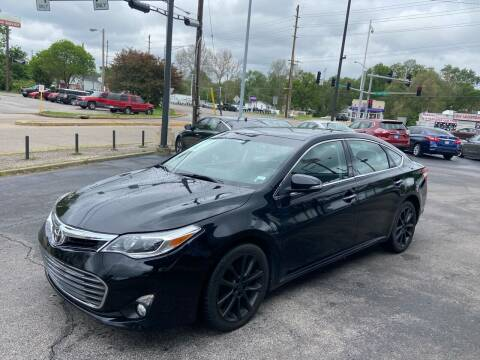 2013 Toyota Avalon for sale at Smart Buy Car Sales in St. Louis MO