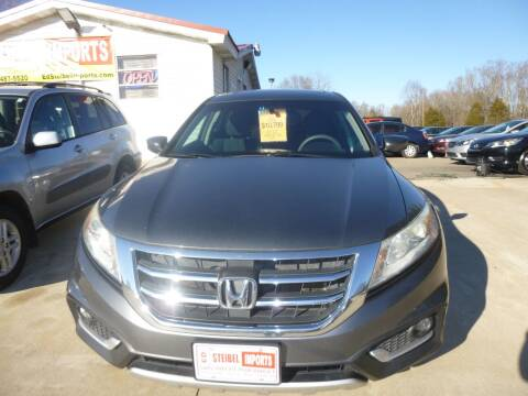 2013 Honda Crosstour for sale at Ed Steibel Imports in Shelby NC