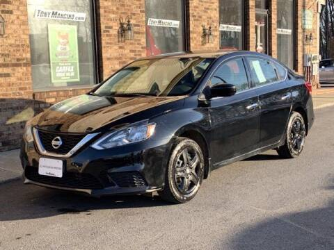 2017 Nissan Sentra for sale at The King of Credit in Clifton Park NY