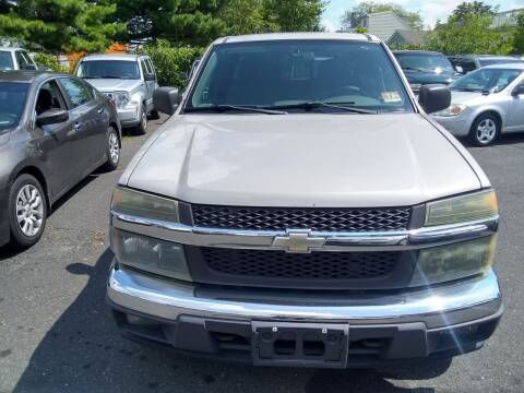 2004 Chevrolet Colorado for sale at Wilson Investments LLC in Ewing NJ