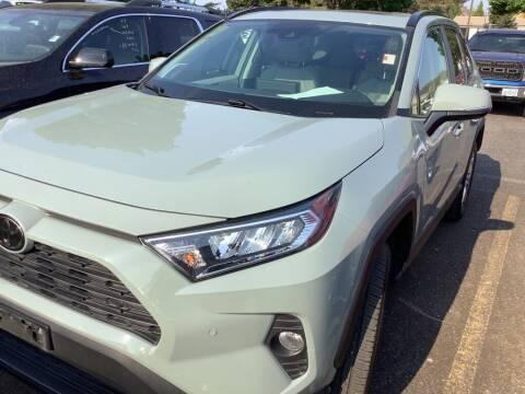 2019 Toyota RAV4 for sale at Royal Moore Custom Finance in Hillsboro OR