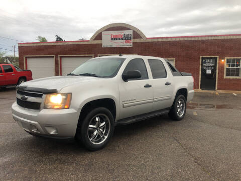 2010 Chevrolet Avalanche for sale at Family Auto Finance OKC LLC in Oklahoma City OK
