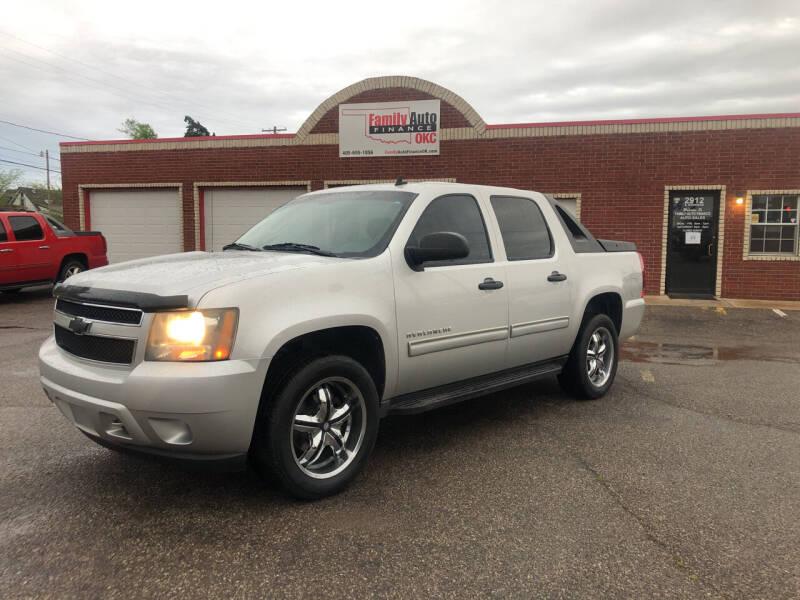 2010 Chevrolet Avalanche for sale at Family Auto Finance OKC LLC in Oklahoma City OK