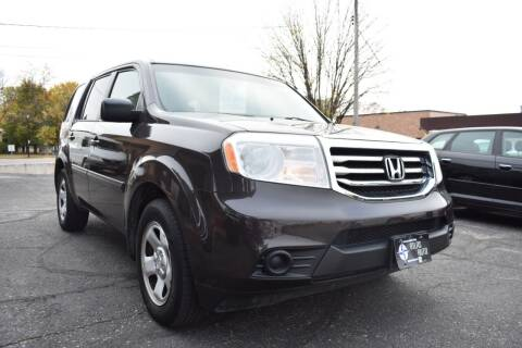 2012 Honda Pilot for sale at Atlas Auto in Grand Forks ND