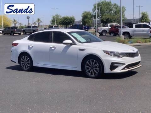 2019 Kia Optima for sale at Sands Chevrolet in Surprise AZ
