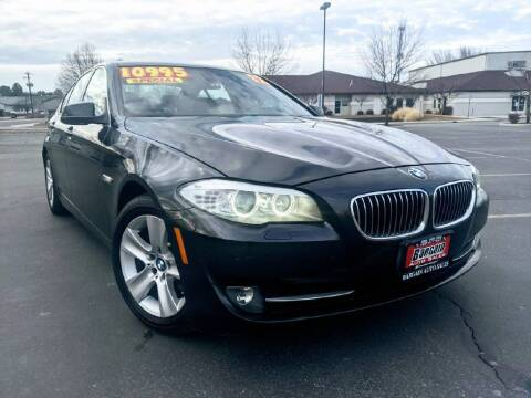 2012 BMW 5 Series for sale at Bargain Auto Sales LLC in Garden City ID