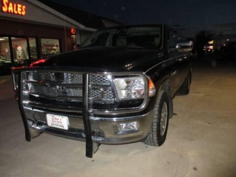 2009 Dodge Ram Pickup 1500 for sale at Eden's Auto Sales in Valley Center KS