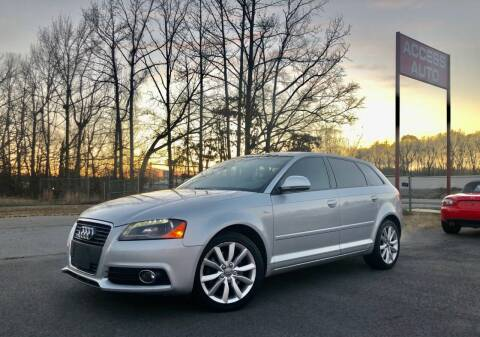 2009 Audi A3 for sale at Access Auto in Cabot AR