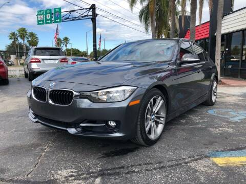 2014 BMW 3 Series for sale at Gtr Motors in Fort Lauderdale FL