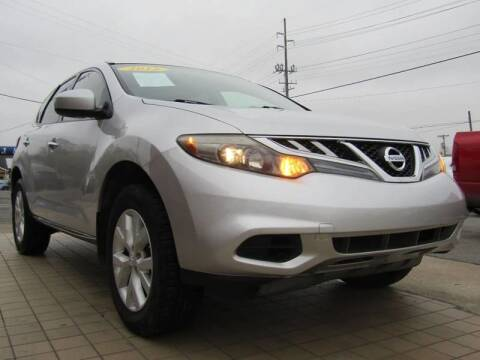 2012 Nissan Murano for sale at A & A IMPORTS OF TN in Madison TN