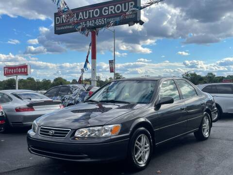 2001 Toyota Camry for sale at Divan Auto Group - 3 in Feasterville PA