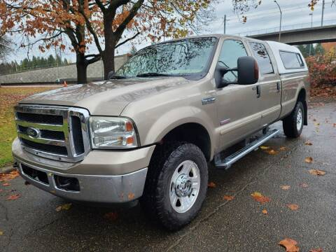 2006 Ford F-350 Super Duty for sale at EXECUTIVE AUTOSPORT in Portland OR