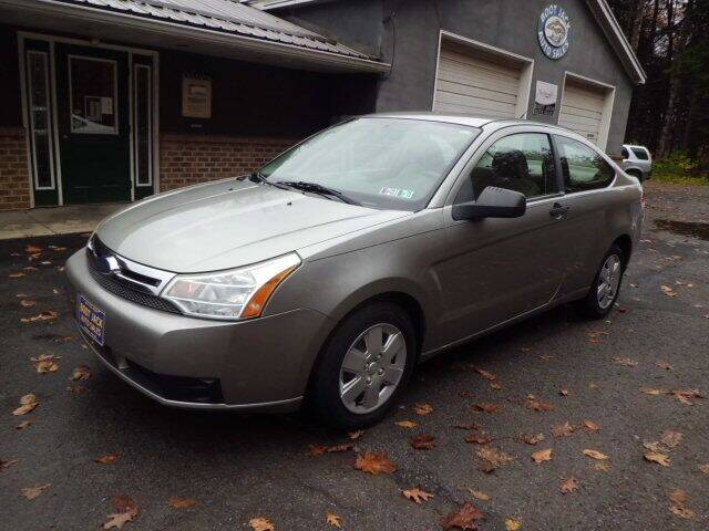 2008 Ford Focus for sale at Boot Jack Auto Sales in Ridgway PA
