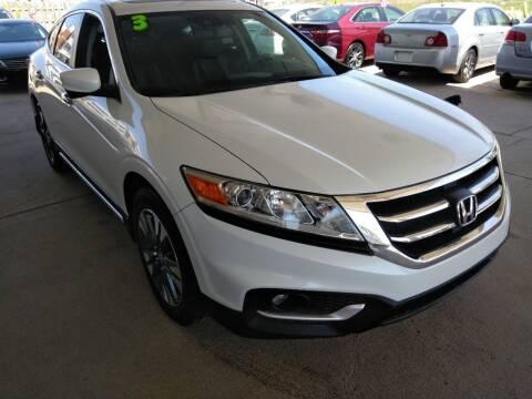 2013 Honda Crosstour for sale at Divine Auto Sales LLC in Omaha NE