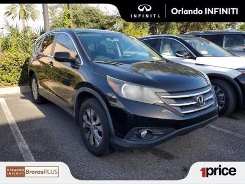 2012 Honda CR-V for sale at Orlando Infiniti in Orlando FL