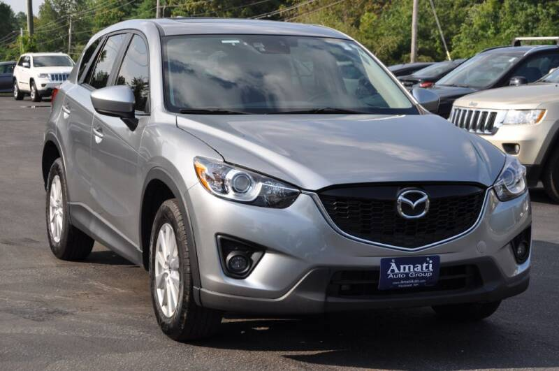 2014 Mazda CX-5 for sale at Amati Auto Group in Hooksett NH