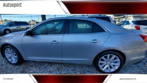 2014 Chevrolet Malibu for sale at Autoxport in Newport News VA