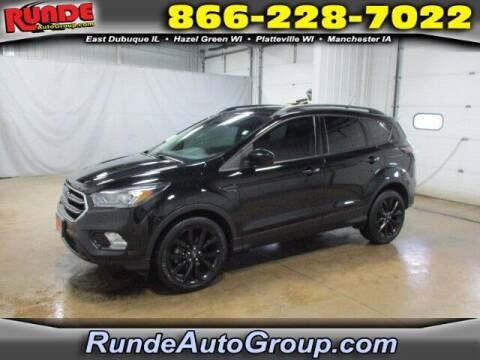 2018 Ford Escape for sale at Runde Chevrolet in East Dubuque IL