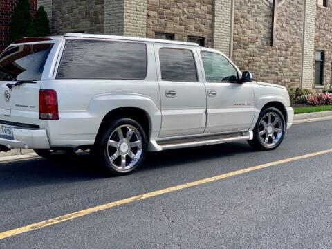 2005 Cadillac Escalade ESV for sale at XCELERATION AUTO SALES in Chester VA
