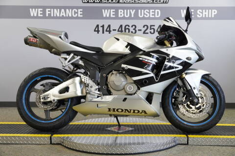 2006 Honda CBR600RR for sale at Southeast Sales Powersports in Milwaukee WI