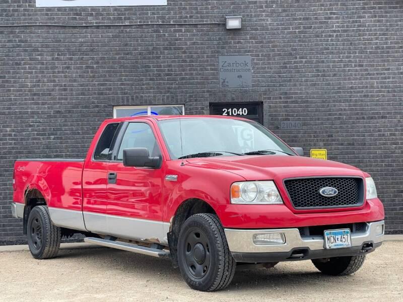 2004 Ford F-150 for sale at Big Man Motors in Farmington MN