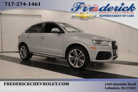 2018 Audi Q3 for sale at Lancaster Pre-Owned in Lancaster PA