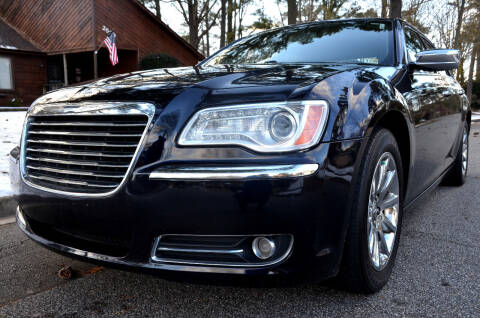 2012 Chrysler 300 for sale at Wheel Deal Auto Sales LLC in Norfolk VA