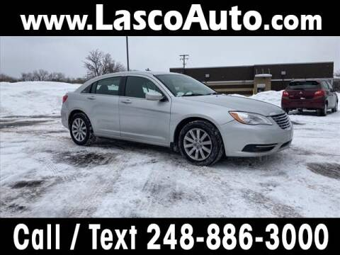 2011 Chrysler 200 for sale at Lasco of Waterford in Waterford MI
