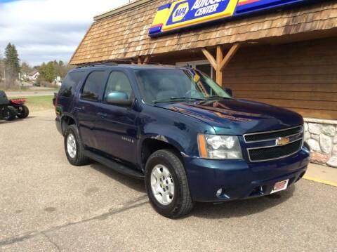 2007 Chevrolet Tahoe for sale at MOTORS N MORE in Brainerd MN