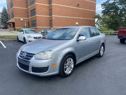 2007 Volkswagen Jetta for sale at Premier Automotive Group in Pittsburgh PA