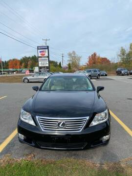 2010 Lexus LS 460 for sale at Empire Motor Group LLC in Plaistow NH