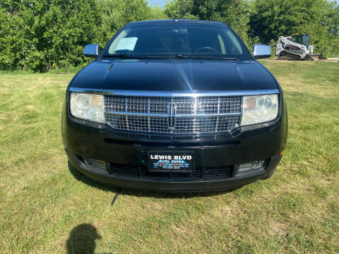 2007 Lincoln MKX for sale at Lewis Blvd Auto Sales in Sioux City IA