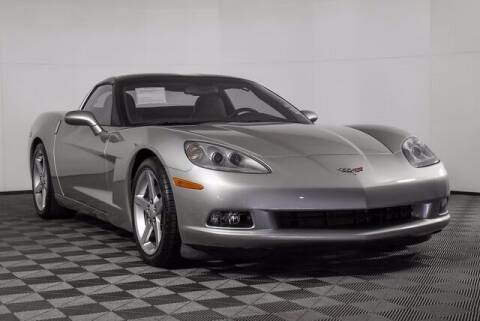 2005 Chevrolet Corvette for sale at Washington Auto Credit in Puyallup WA