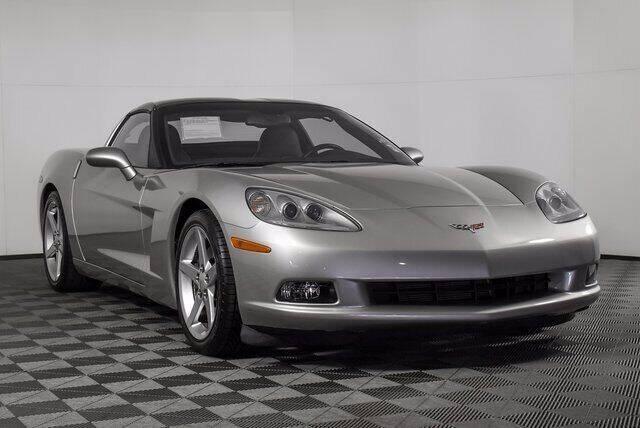 2005 Chevrolet Corvette for sale at Washington Auto Credit in Puyallup WA