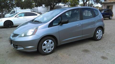 2009 Honda Fit for sale at Larry's Auto Sales Inc. in Fresno CA