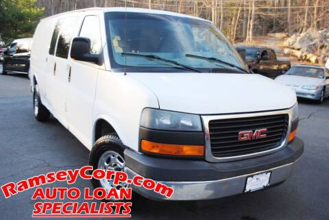 2007 GMC Savana Cargo for sale at Ramsey Corp. in West Milford NJ