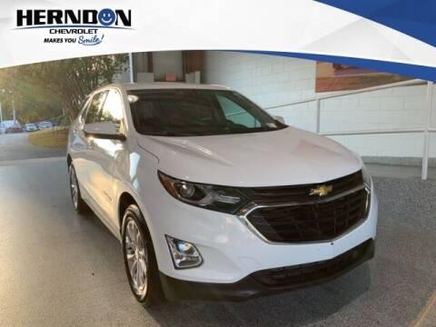 2020 Chevrolet Equinox for sale at Herndon Chevrolet in Lexington SC