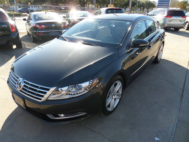 2015 Volkswagen CC for sale at West End Motors Inc in Houston TX