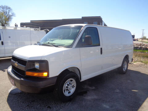 2016 Chevrolet Express Cargo for sale at King Cargo Vans INC in Savage MN