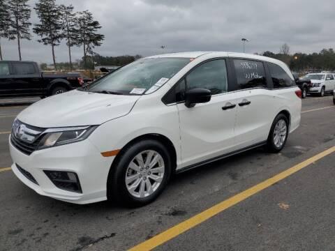 2019 Honda Odyssey for sale at Florida Fine Cars - West Palm Beach in West Palm Beach FL
