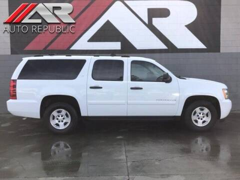 2007 Chevrolet Suburban for sale at Auto Republic Fullerton in Fullerton CA
