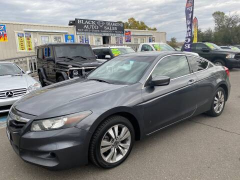 2011 Honda Accord for sale at Black Diamond Auto Sales Inc. in Rancho Cordova CA