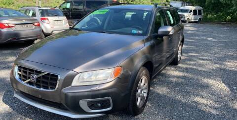 2008 Volvo XC70 for sale at JM Auto Sales in Shenandoah PA