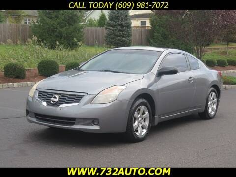 2008 Nissan Altima for sale at Absolute Auto Solutions in Hamilton NJ