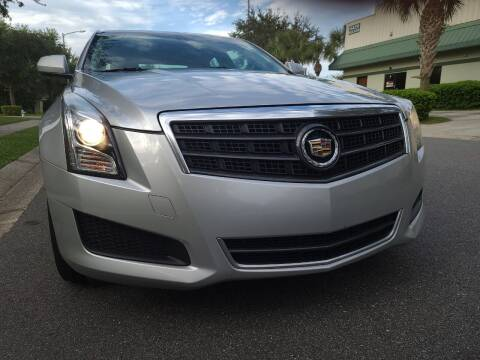 2013 Cadillac ATS for sale at Monaco Motor Group in Orlando FL